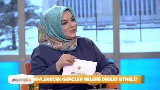 Efkan Yeşildağ EVLİLİĞE PSİKOLOJİK HAZIRLIK - TRT Diyanet TV - Yeni Güne Merhaba 08.01.2015