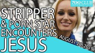Stripper & Porn Sтar ENCOUNTERS Jesus | Full Episode | 700 Club Interactive
