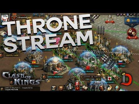THRONE WAR FIGHTING 2 KINGDOMS 440/442 (CLASH OF KINGS)