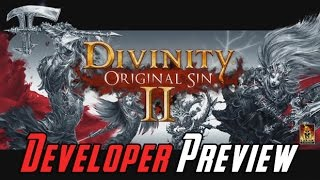 Angryjoe Previews Divinity: Original Sin 2!