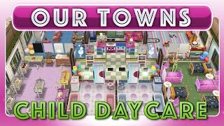 Sims Freeplay - Child Daycare Center (original House Design)