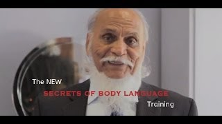 www.secretsofbodylanguage.com Hermann Müller proudly presents his Secrets of Body Language training