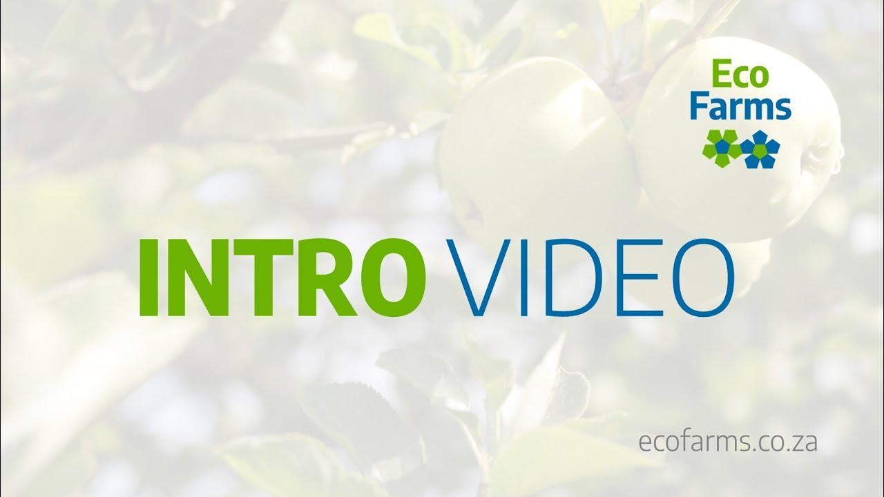EcoFarms   Agri Environmental Management