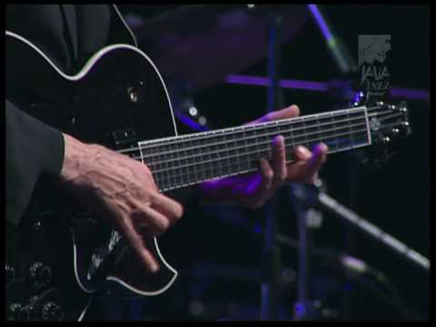 "Harvey Mason Pat Martino Tony Monaco ""Sunny"" Live At Java Jazz Festival 2008"