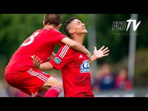 HIGHLIGHTS: U-16 Development Academy Championship FC Dallas vs. NYRB