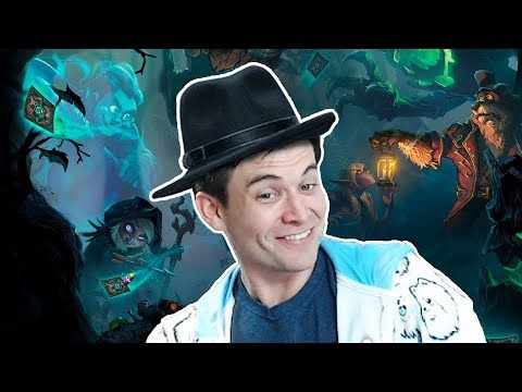 (Hearthstone) Archmage Arugal in the Witchwood