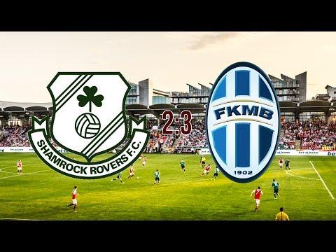EUROPA LEAGUE | Shamrock Rovers - FK Mladá Boleslav | 2:3 | 13.7.2017