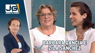 Barbara Gancia e Zila Sanchez, debatem sobre prevenção e combate ao alcoolismo