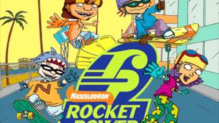 Rocket Power intro/opening latino (stereo)