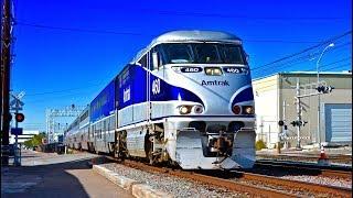 Amtrak F59PHI Farewell!
