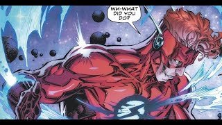 Flash Forward #1 - Scott Lobdell Has Begun to Repair The Damage Done to Wally West