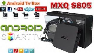 ANDROID TV BOX MXQ S805 : SMART TV приставка для ТЕЛЕВИЗОРОВ - ПОСЫЛКИ из КИТАЯ(Приставку покупал ЗДЕСЬ ➔ http://ali.pub/zaijr -------- ПРИСТАВКИ ANDROID TV BOX : M8S : Видео - Обзор ➔ https://youtu.be/h5jUeu-UKuo M8S : Покуп..., 2015-06-19T07:30:01.000Z)