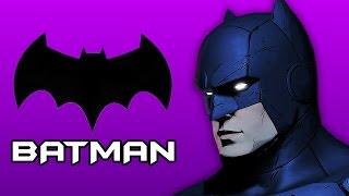 I AM BATMAN! | Batman: The Telltale Series | Episode 1 (Realm of Shadows)