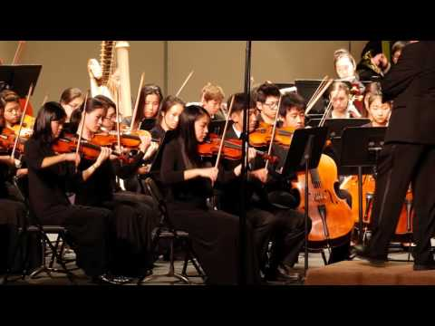 CYS 2015 Holiday Concert by Associate Orchestra (4K Video)