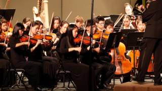 cys 2015 holiday concert by associate orchestra 4k video