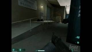 F.E.A.R. PC Games Gameplay - Kick starting the action