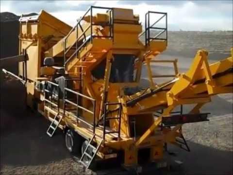 Роторная дробилка Tesab 643S