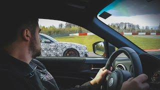 RACING THE 2018 BMW F90 M5
