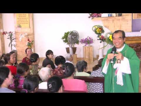 Bài giảng Lòng Thương Xót Chúa ngày 12/2/2017 - Cha Giuse Trần Đình Long