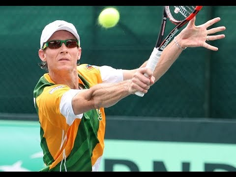 De Voest calls it quits in Davis Cup