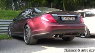 700HP Carlsson Mercedes CL65 AMG