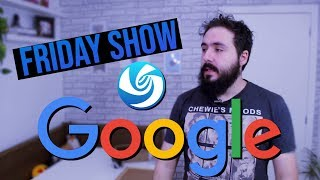 STADIA, DEEPIN DEBIAN STABLE, EPIC GAMES E MAIS! - DIOLINUX FRIDAY SHOW