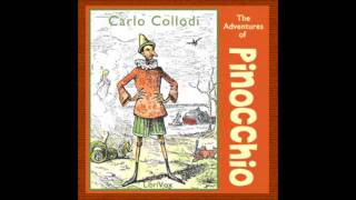 The Adventures of Pinocchio audiobook - part 1