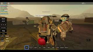 the OD'ers strike in roblox No Man's Wasteland