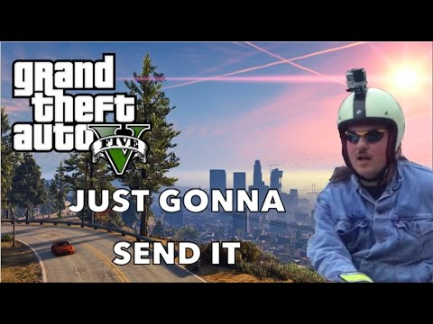 hqdefault just gonna send it gta 5 funny moments youtube,Send It Meme Larry Enticer