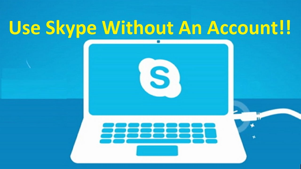 how to sign in skype without microsoft account windows 10
