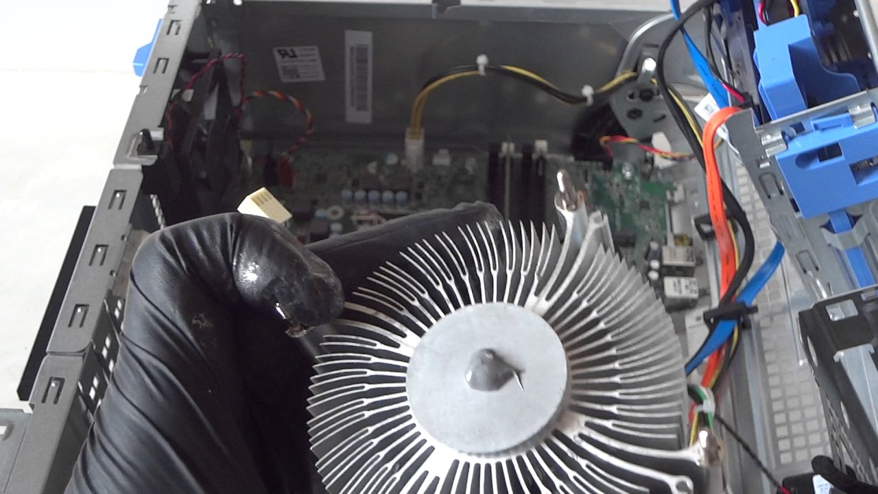 updating video card dell 4300