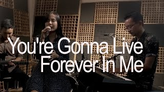 You're Gonna Live Forever In Me - John Mayer (Cover)