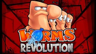 Worms Revolution: Minhocas Brutas como Nunca! - True Gamer Revolution