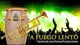 Pista Karaoke Demo: A fuego lento (Mario Ortiz) - Favius Producciones