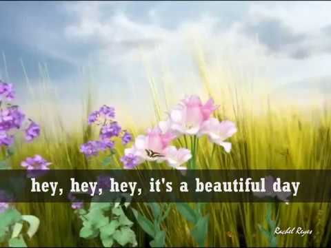 BEAUTIFUL SUNDAY - (Lyrics)