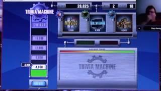 Trivia Machine Aired: 10/26/16
