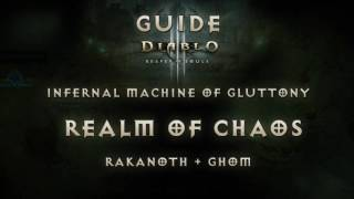 Diablo 3 Reaper of Souls Full Hellfire Amulet Guide (2.1 Patch Plans / Keywardens / Uber B