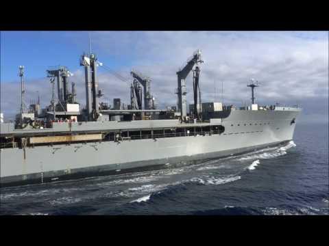 USNS RAPPAHANNOCK Sea Year