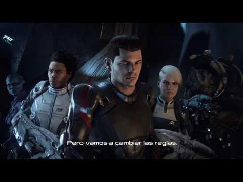 Llega un nuevo tráiler cinematográfico de 'Mass Effect: Andromeda'