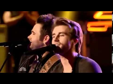 Christian Porter vs The Swon Brothers   I Won't Back Down   The Voice USA 2013 Battle Round