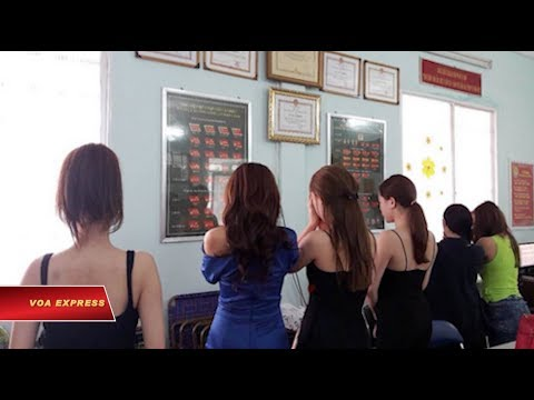 Vụ bán dâm nghìn đô 'lái' dư luận Việt Nam?