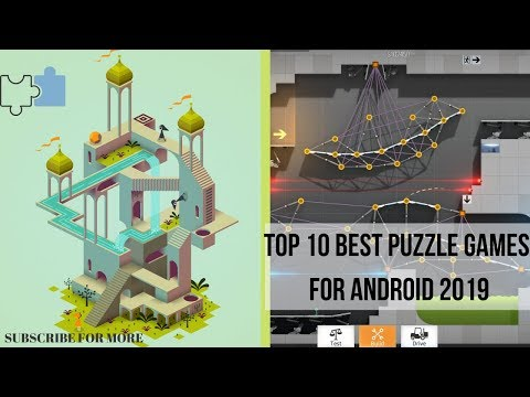 TOP 10 BEST PUZZLE GAMES FOR ANDROID 2019 | AMAZING PUZZLE GAMES