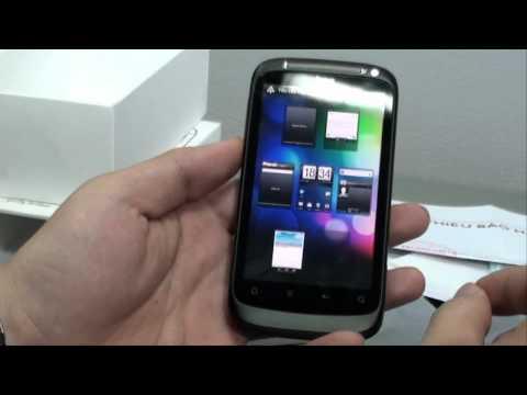 Đập hộp HTC Desire S - www.mainguyen.vn