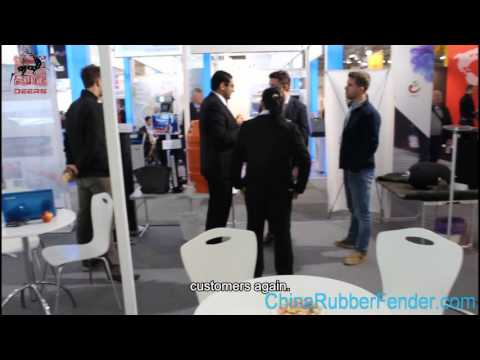Europort Exhibition in Holland - ChinaRubberFender.com