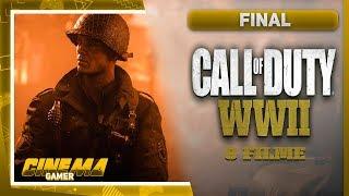 CALL OF DUTY WWII - O FILME - #FINAL (DUBLADO) - CINEMA GAMER
