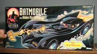 The New Batman Adventures: Batmobile Review