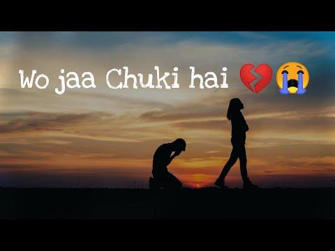 Alone 😭 Shayari | Breakup WhatsApp Status 💔 | Emotional | Very Sad Shayari 😭