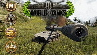 World of Tanks - Grille 15 - 10 Kills - 9.7k Damage - New GER T10 TD [Replay|HD]