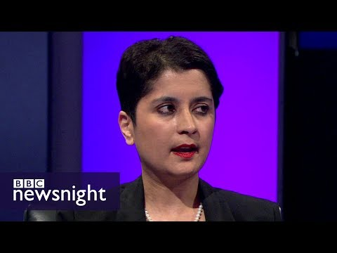 Shami Chakrabarti: 'This is not the moment for conspiracy theories' - BBC Newsnight