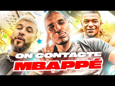 ON CONTACT MBAPPE